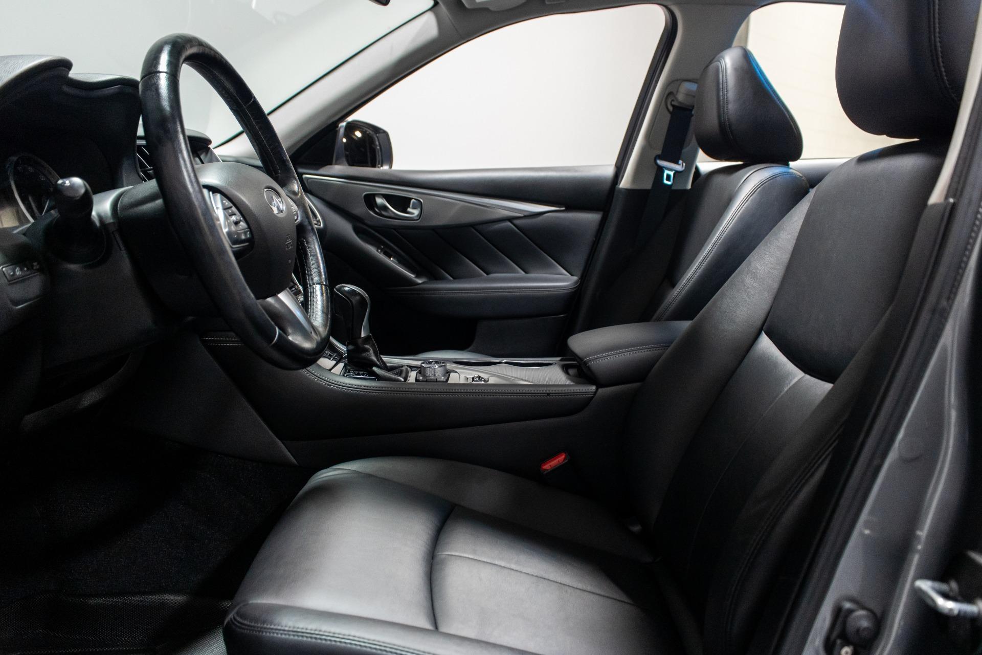 Used 2015 INFINITI Q50 Base AWD 4 Door