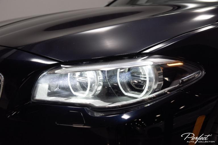Used 2016 BMW 5 Series 535i xDrive