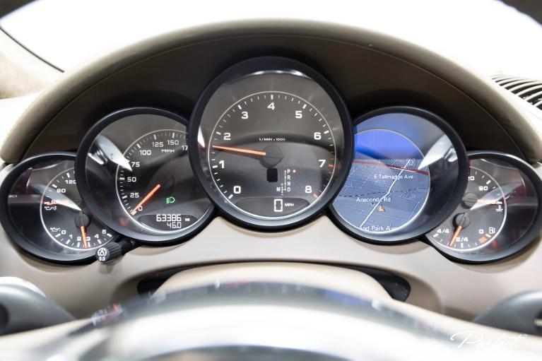 Used 2011 Porsche Cayenne Turbo