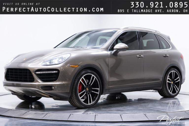 Used 2011 Porsche Cayenne Turbo for sale $34,995 at Perfect Auto Collection in Akron OH
