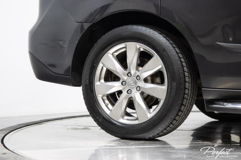 Used 2014 Acura MDX SH AWD wAdvance wRES