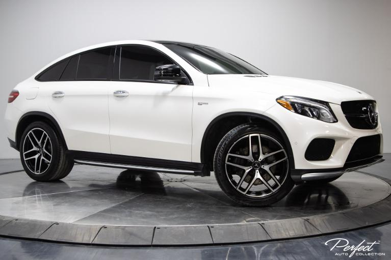 Used 2018 Mercedes Benz GLE AMG GLE 43