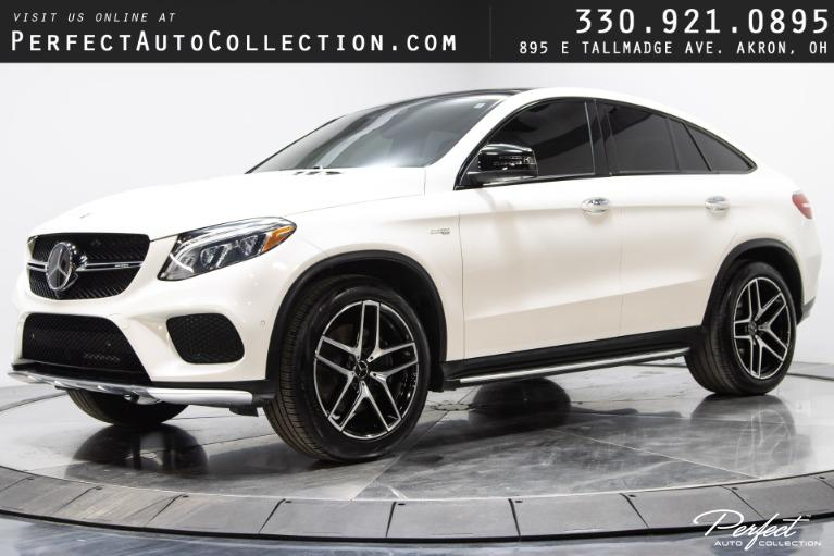 Used 2018 Mercedes-Benz GLE AMG GLE 43 for sale $59,995 at Perfect Auto Collection in Akron OH