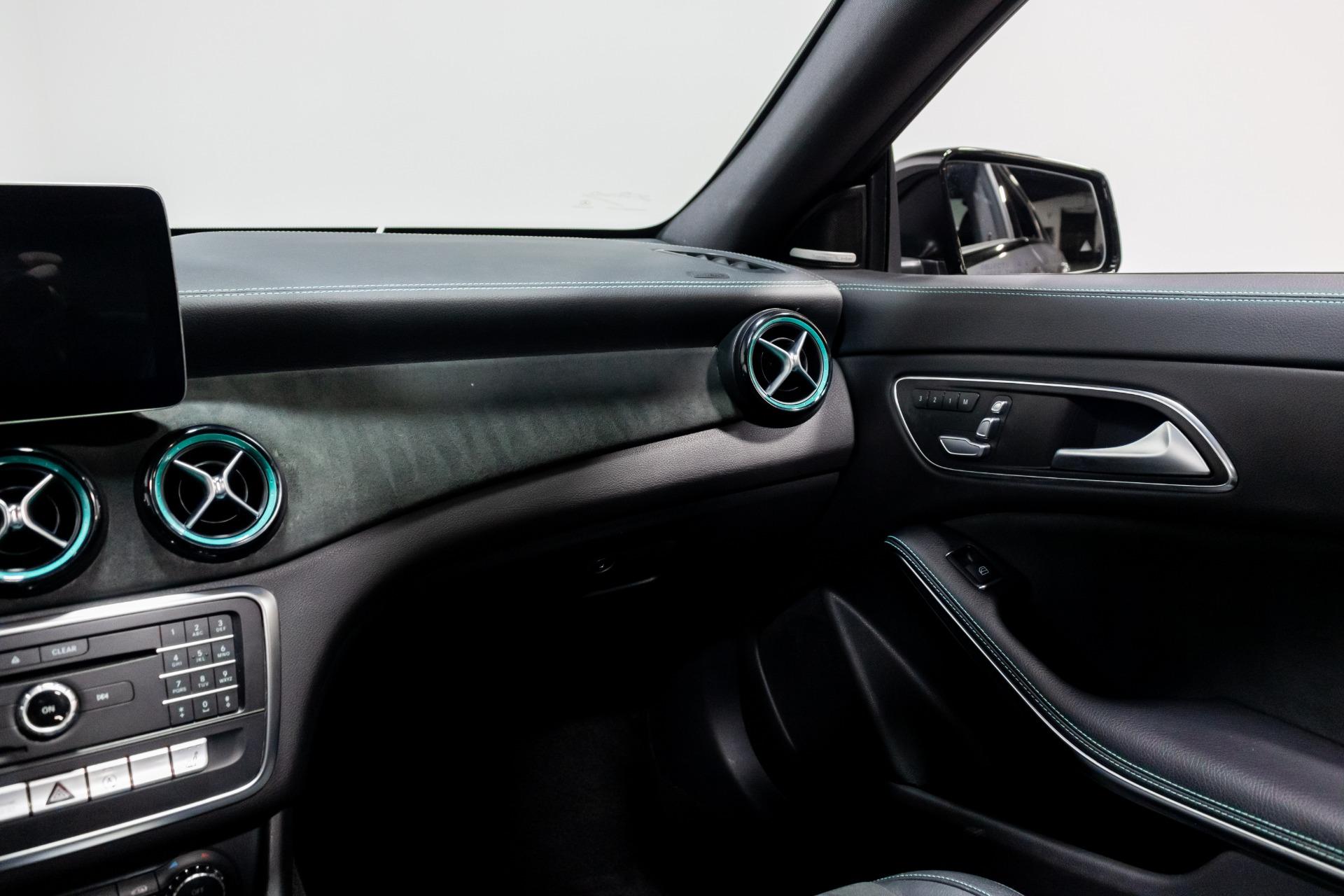 Used 2017 Mercedes Benz CLA CLA 250 4MATIC