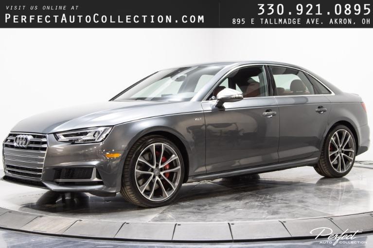 Used 2018 Audi S4 30T quattro Premium Plus