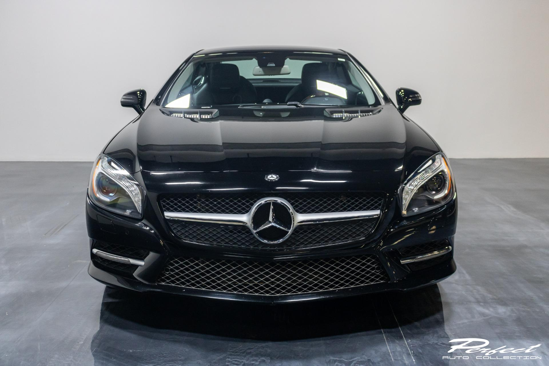 Used 2014 Mercedes Benz SL Class SL 550