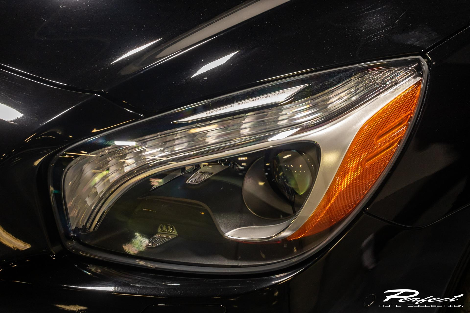Used 2014 Mercedes Benz SL Class SL 550