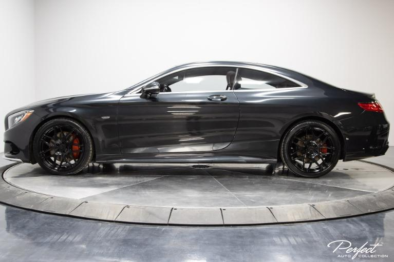 Used 2015 Mercedes Benz S Class S 550 4MATIC
