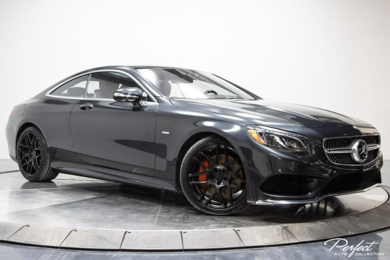 Used 2015 Mercedes Benz S Class S 550 4MATIC Edition One