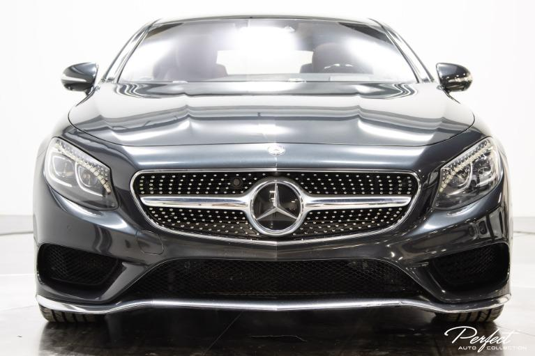 Used 2015 Mercedes Benz S Class S 550 4MATIC Edition 1