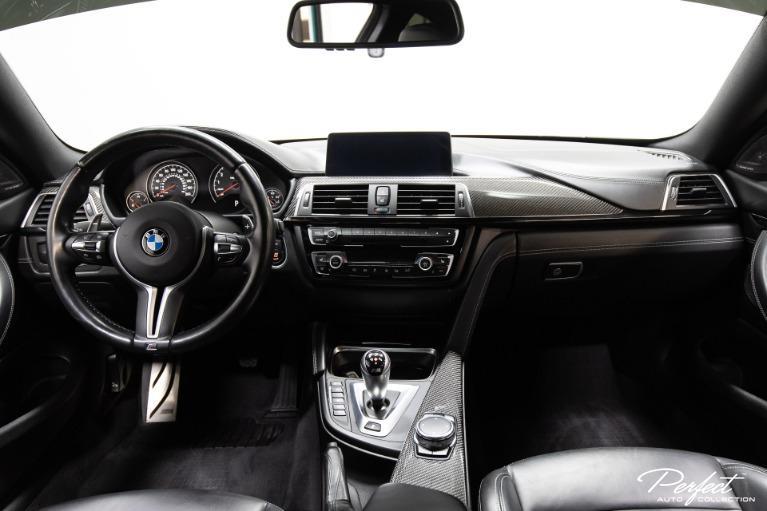 Used 2017 BMW M4