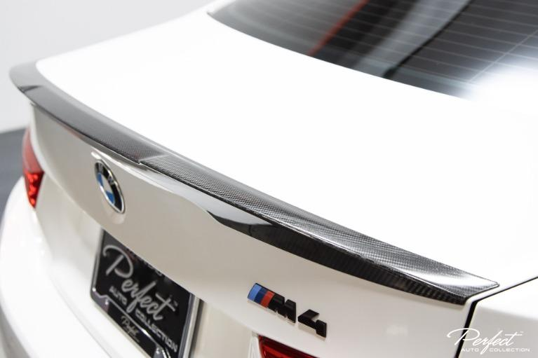 Used 2017 BMW M4