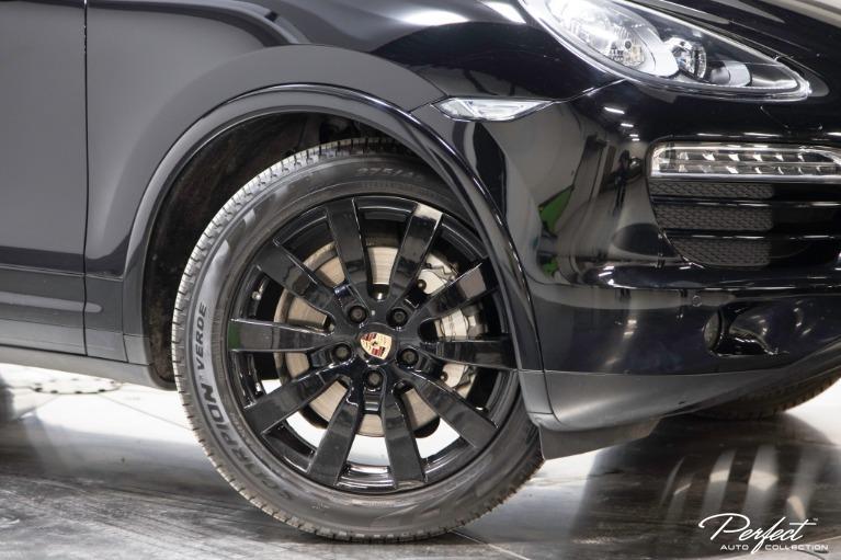 Used 2012 Porsche Cayenne S