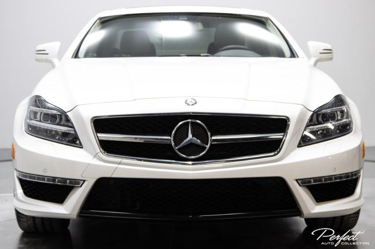 Used 2014 Mercedes Benz CLS CLS 63 AMG S Model