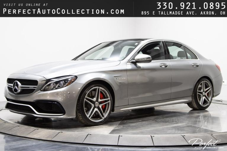 Used 2016 Mercedes-Benz C-Class AMG C 63 S for sale $49,495 at Perfect Auto Collection in Akron OH