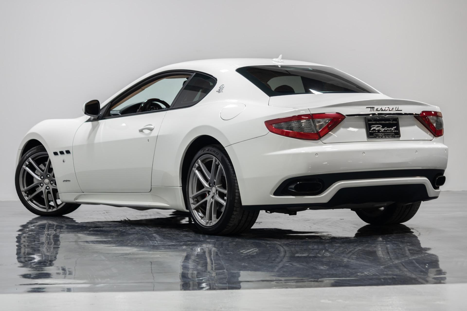 Used 2015 Maserati GranTurismo Sport For Sale ($54,893 ...