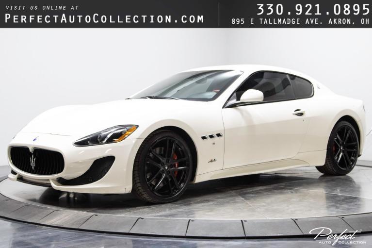 Used 2015 Maserati GranTurismo Sport for sale $51,495 at Perfect Auto Collection in Akron OH