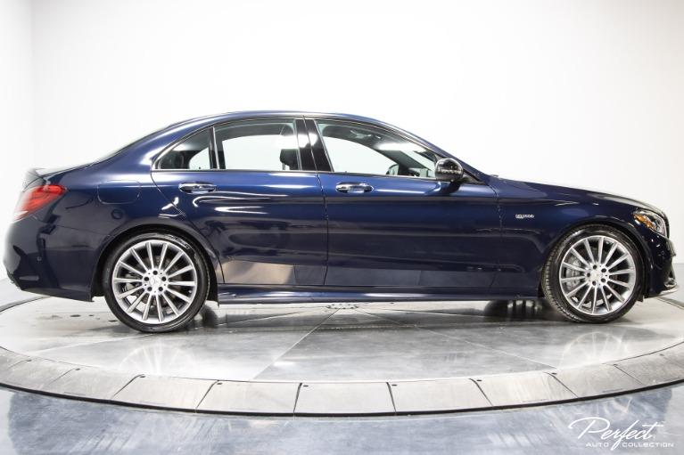 Used 2018 Mercedes Benz C Class AMG C 43
