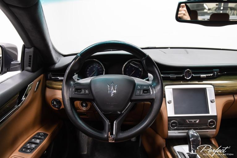 Used 2015 Maserati Quattroporte S Q4