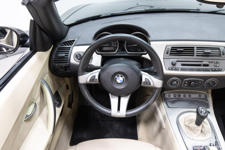 Used 2004 BMW Z4 25i