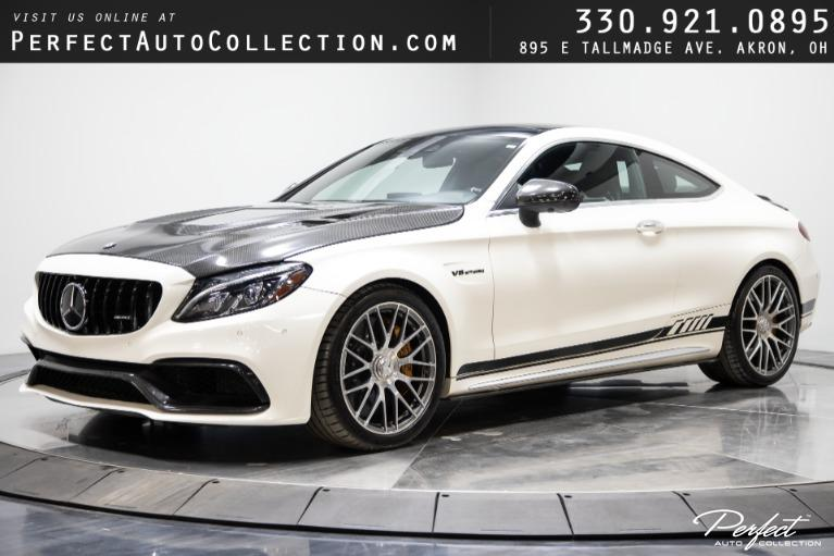 Used 2017 Mercedes-Benz C-Class AMG C 63 S for sale $71,495 at Perfect Auto Collection in Akron OH