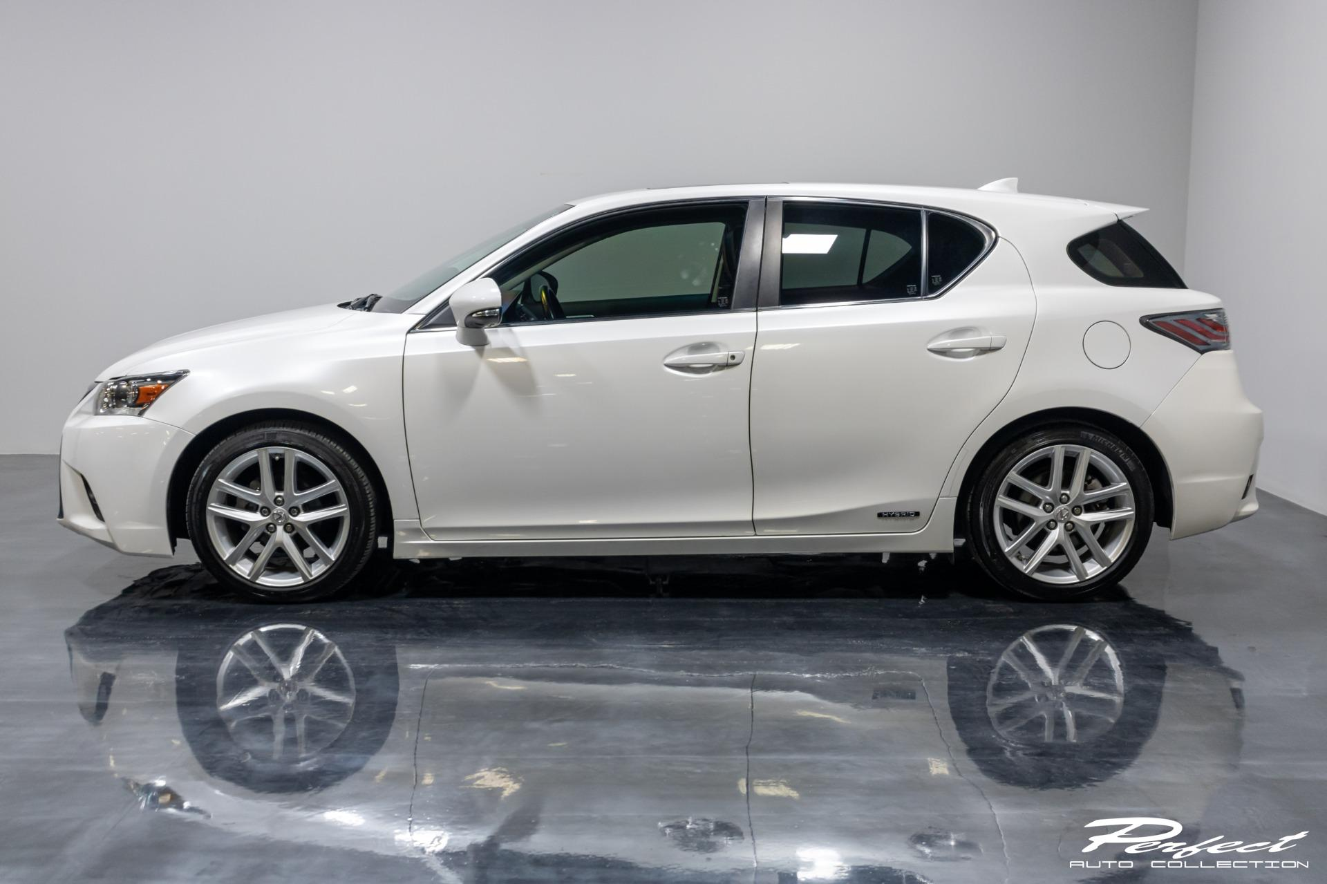 Used 2017 Lexus CT 200h