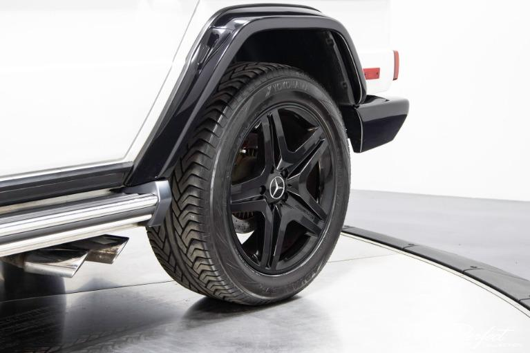 Used 2018 Mercedes Benz G Class AMG G 63