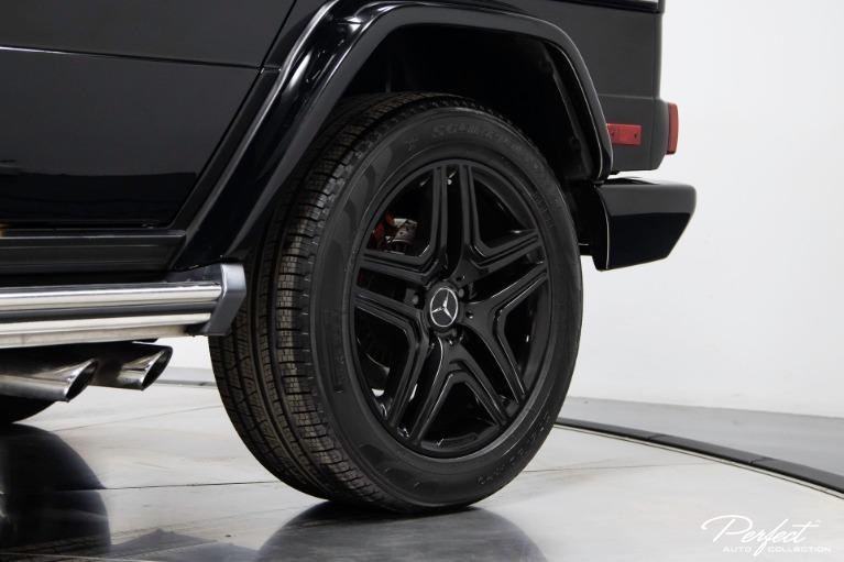Used 2016 Mercedes Benz G Class AMG G 63