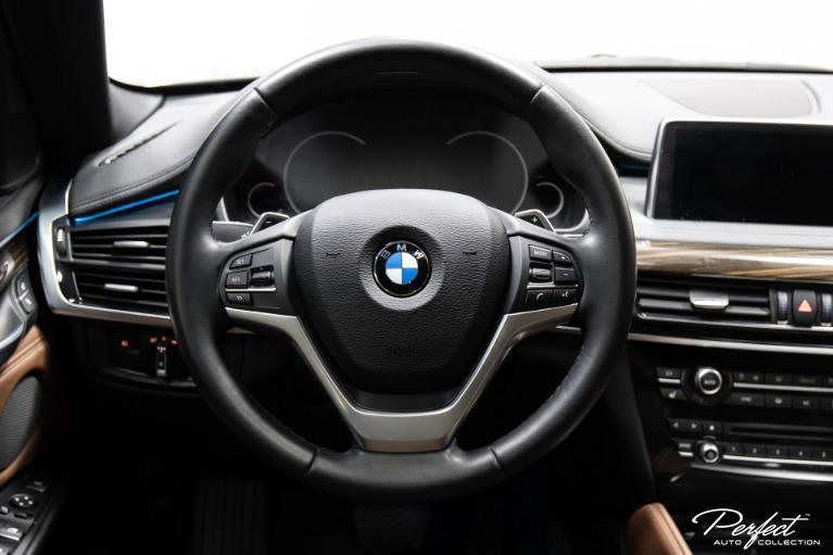 Used 2017 BMW X6 xDrive35i
