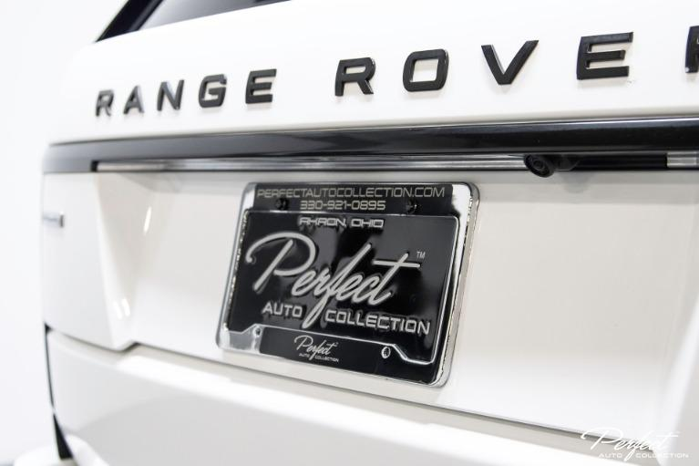 Used 2015 Land Rover Range Rover Autobiography
