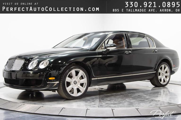 Used 2006 Bentley Continental Flying Spur for sale $49,995 at Perfect Auto Collection in Akron OH