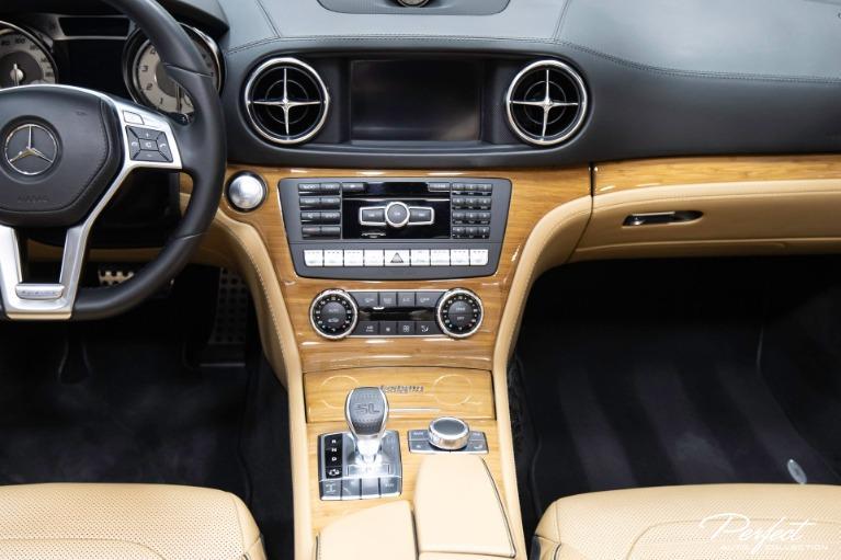 Used 2013 Mercedes Benz SL Class SL 550