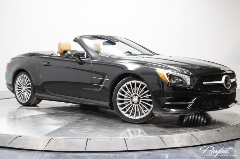 Used 2013 Mercedes Benz SL Class SL 550