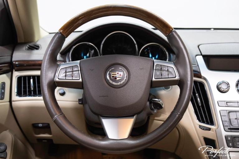 Used 2013 Cadillac CTS 36L Premium