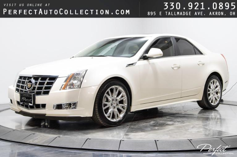 Used 2013 Cadillac CTS 3.6L Premium for sale $13,495 at Perfect Auto Collection in Akron OH