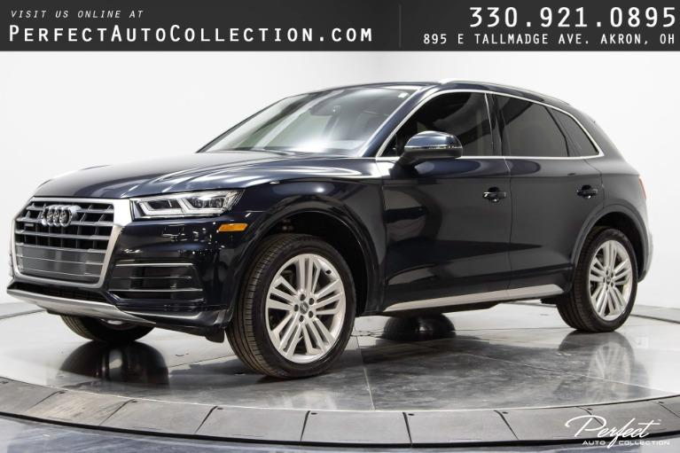 Used 2018 Audi Q5 2.0T quattro Premium Plus for sale $31,795 at Perfect Auto Collection in Akron OH