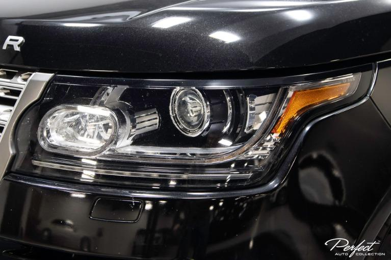 Used 2015 Land Rover Range Rover Supercharged