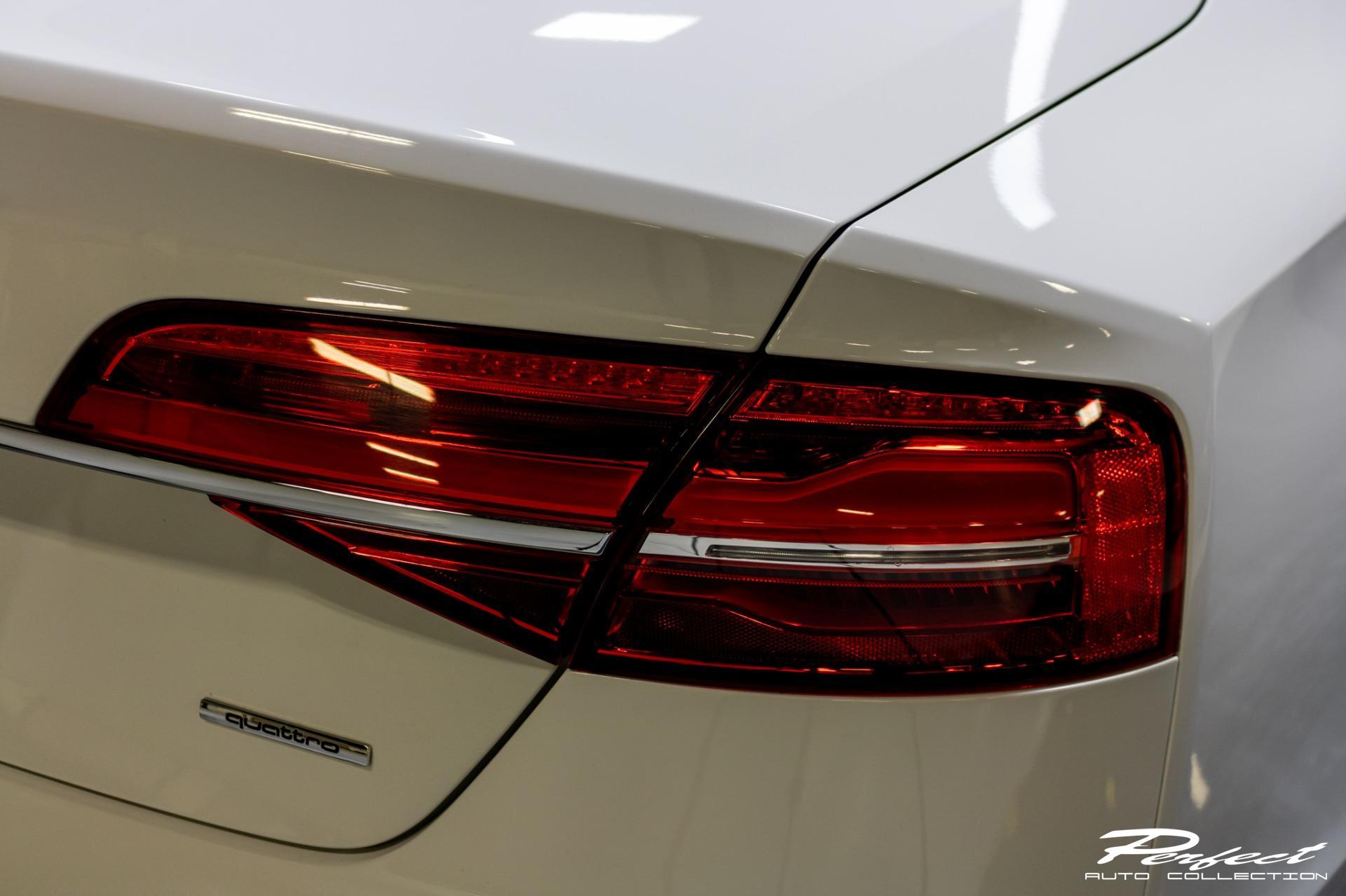 Used 2016 Audi A8 L 30T quattro