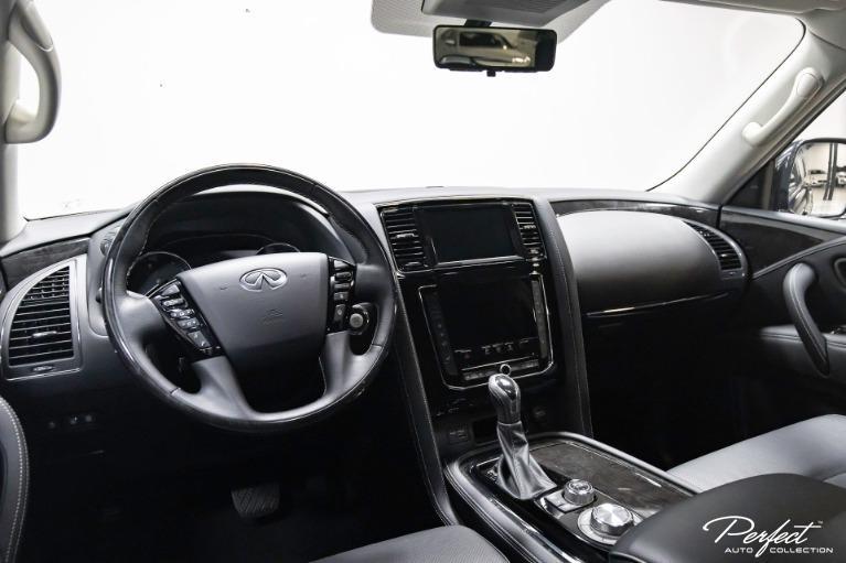 Used 2020 INFINITI QX80 Luxe