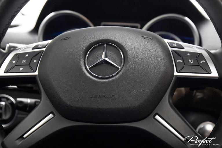 Used 2015 Mercedes Benz M Class ML 350 4MATIC