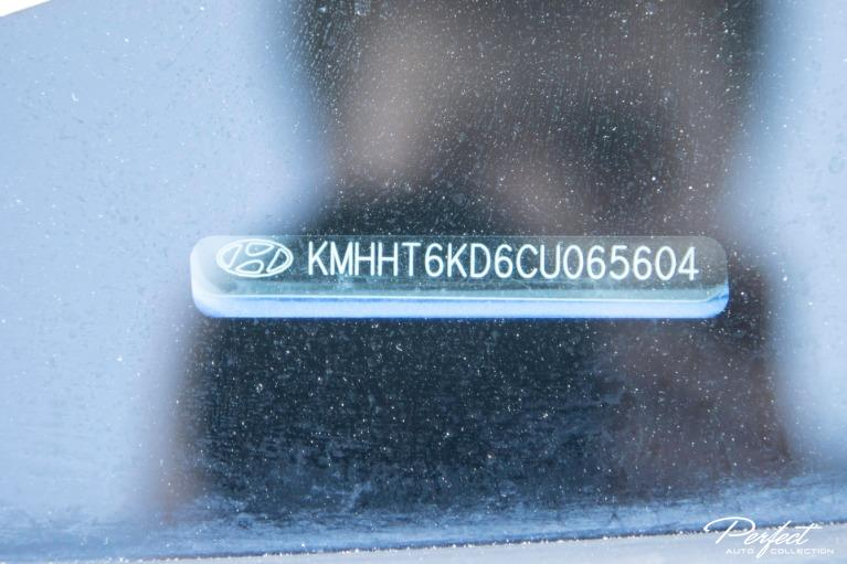 Used 2012 Hyundai Genesis Coupe 20T