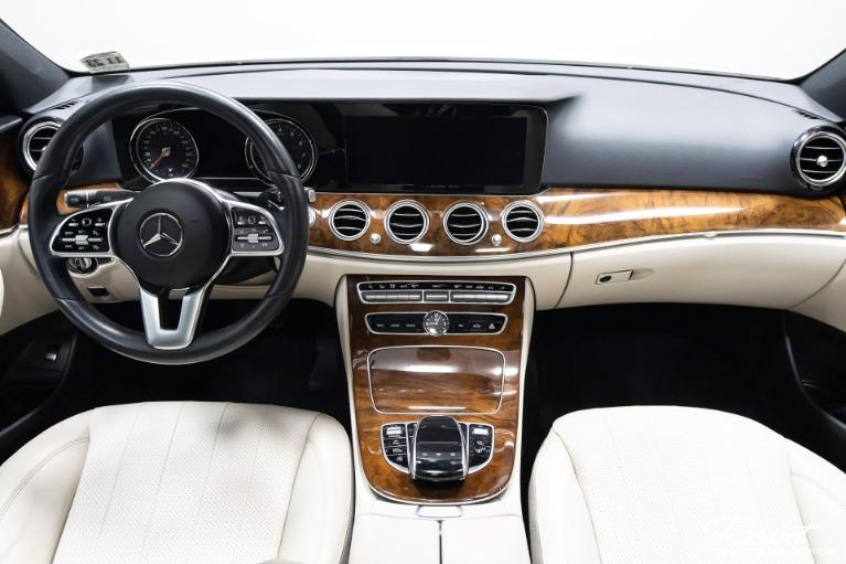 Used 2019 Mercedes Benz E Class E 300 4MATIC