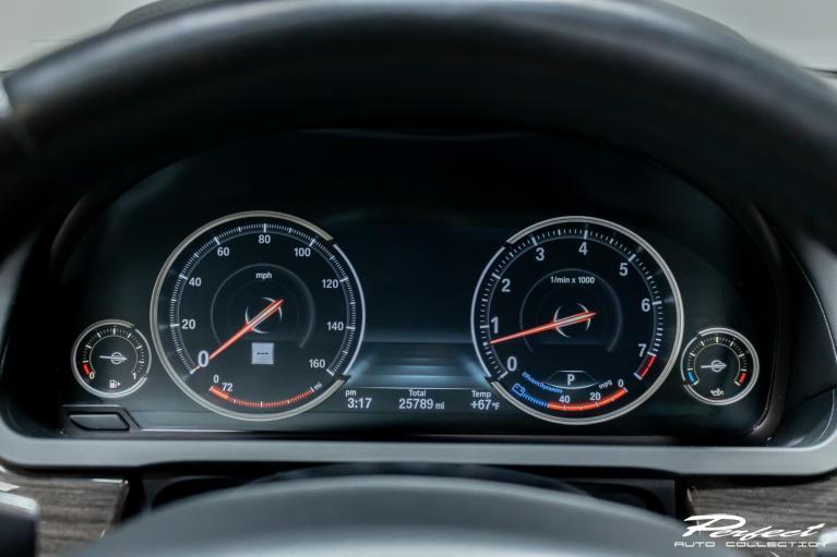 Used 2015 BMW 7 Series 750Li xDrive