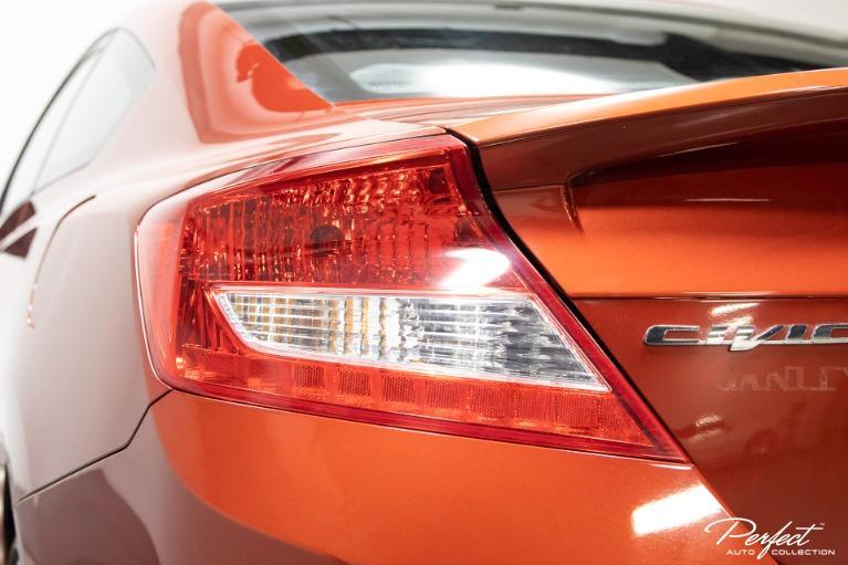Used 2013 Honda Civic Si wNavi