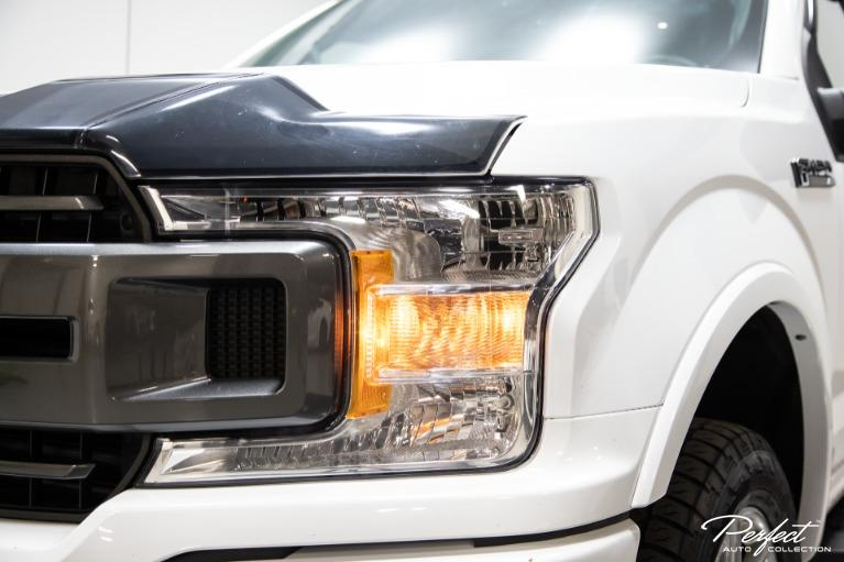 Used 2018 Ford F 150 XLT