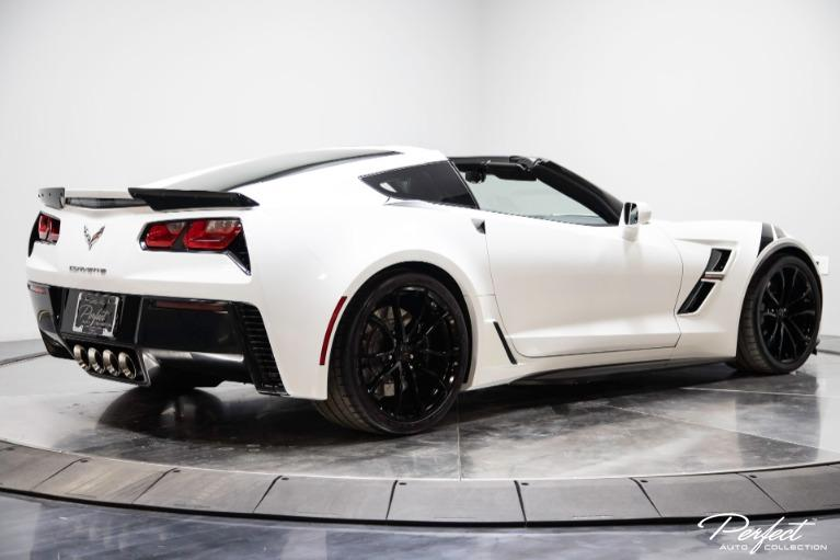 Used 2017 Chevrolet Corvette Grand Sport