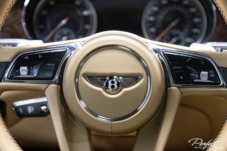 Used 2017 Bentley Bentayga W12