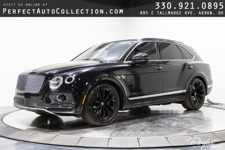 Used 2017 Bentley Bentayga W12 for sale $148,995 at Perfect Auto Collection in Akron OH