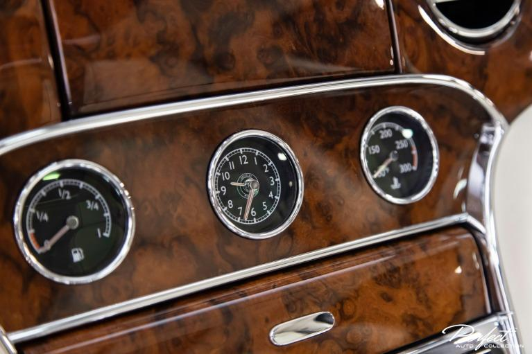 Used 2016 Bentley Mulsanne Mulliner Driving Specification