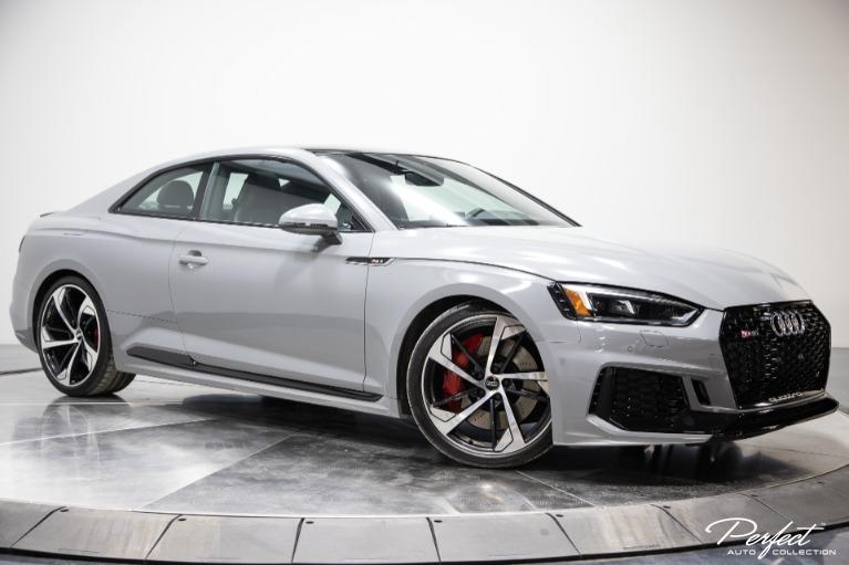 Used 2018 Audi RS 5 29T quattro